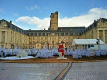 Des Ducs Дижон Palais стоковое фото