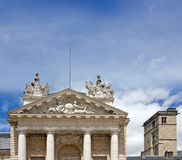 Des Ducs и Philippe Le Bon Башня Palais в Дижоне, бургундском, Франции Стоковые Фото