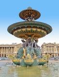 DES Fleuves de fontaine Images stock