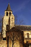 des France Paris saint Germain pres Zdjęcie Stock