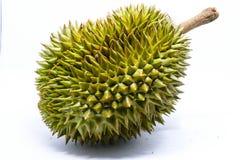 Des fruits thaïlandais s'appellent le durian image stock