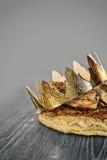 des galette rois Στοκ Εικόνες