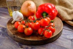 Des Gemüses Leben noch Stockbild
