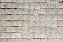 Des grauen raue Beschaffenheit Wand-Steinhintergrundes des Ziegelsteines Lizenzfreies Stockbild