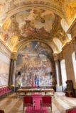 DES Illustres de Salle en el Capitole la Toulouse Imagen de archivo libre de regalías