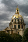 des invalides Παρίσι Στοκ Εικόνες