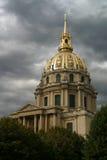 DES Invalides, París Foto de archivo
