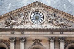 DES Invalides París Francia del hotel Fotografía de archivo libre de regalías