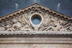 DES Invalides París Francia del hotel Imagenes de archivo