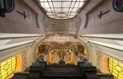 DES Invalides, París, Francia del hotel Imagen de archivo