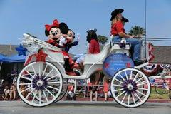 4. des Juli-Parade-Huntington Beach CA USA Lizenzfreie Stockbilder