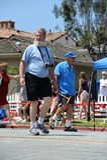 4. des Juli-Parade-Huntington Beach CA USA Stockbild