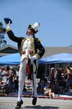 4. des Juli-Parade-Huntington Beach CA USA Stockbilder