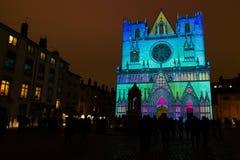 祝宴des Lumieres 2014年 免版税库存图片