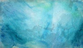 Des Marineblaus des abstrakten Schmutzes dekorative dunkle Stuckwand Horizontaler Hintergrund der Kunstbeschaffenheit lizenzfreie abbildung