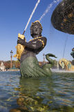 DES Mers, place de Concorde, Paris de fontaine Images stock