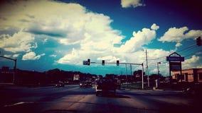 Des Moines Photographie stock