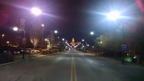 Des Moines im Stadtzentrum gelegen Stockbilder