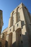 DES Papes de Palais en Avignon fotografía de archivo