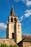 DES Pres de St Germain de la iglesia Imágenes de archivo libres de regalías