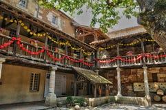 DES Recollets de Cloitre de Bergerac dans Dordogne Images libres de droits