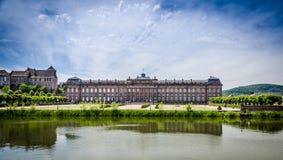 DES Rohan del castillo francés imagen de archivo