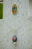 des, Sainte Genevieve des Bois, Liers, Rosyjski cmentarz w Francja Fotografia Stock