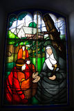 DES Ursulines de Monastere Photographie stock libre de droits