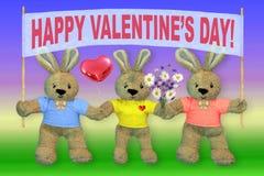 Des vacances. Jour de Valentine Image libre de droits
