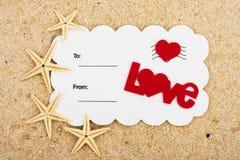 Des vacances romantiques de fuite Photo stock