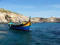 Des vacances rêveuses d'île Photo libre de droits