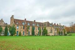 DES Vaux de Cernay de Abbaye Imagen de archivo