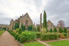 DES Vaux de Cernay de Abbaye Foto de archivo