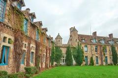DES Vaux de Cernay de Abbaye Foto de archivo libre de regalías