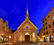 DES Victoires de Notre Dame à Québec Photo libre de droits