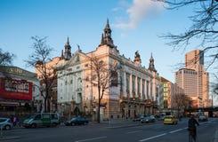 DES Westens BERLIM do teatro Fotografia de Stock