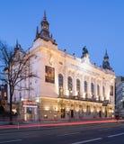 DES Westens BERLIM do teatro Imagem de Stock