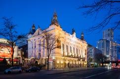 DES Westens BERLIM do teatro Imagens de Stock