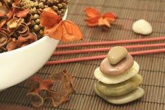 Des Zen Leben noch Lizenzfreies Stockfoto