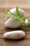 Des Zen Leben noch Stockfoto