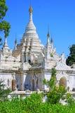 Desada Taya Pagoda, Innwa, Myanmar Royaltyfria Bilder