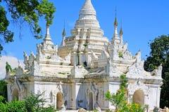 Desada Taya Pagoda, Innwa, Myanmar Royaltyfria Foton