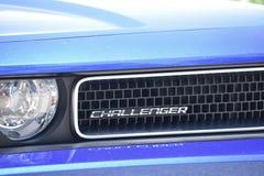 Desafiador por Dodge fotografía de archivo