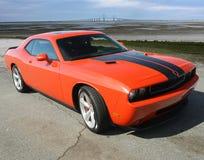 Desafiador SRT8 de 2009 Dodge Imagens de Stock Royalty Free