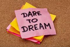 Desafio ao sonho