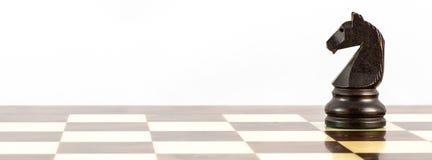 Desafio da xadrez Fotos de Stock Royalty Free