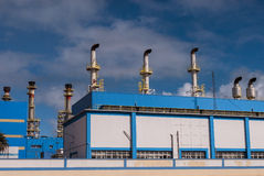 Water Desalination Plant royalty free stock images
