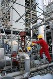 desalinationväxt Royaltyfria Bilder