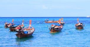 Desantowa łódź zdjęcie royalty free