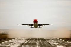 Desantowy samolot Zdjęcia Stock